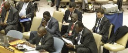 Security Council Meeting: Reports of the Secretary-General on the Sudan